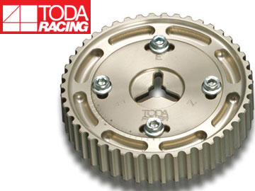 戸田レーシング/TODA RACING ロードスター B6(NA6CE) フリーアジャスティングカムプーリ- IN・EX共通タイプ 14211-B60-001