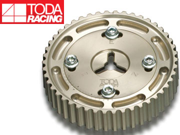戸田レーシング/TODA RACING ロードスター BP(NA8C) フリーアジャスティングカムプーリ- IN・EX共通タイプ 14211-B60-001