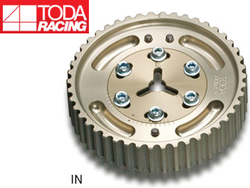 戸田レーシング/TODA RACING ロードスター BP(NB8C) ~2000年6月 フリーアジャスティングカムプーリ- INタイプ 14210-NB0-001