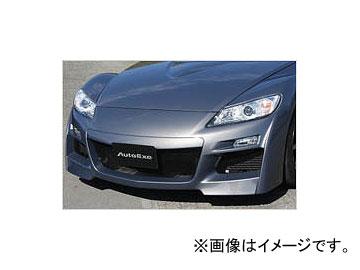 オートエクゼ/Auto Exe フロントノーズ SE-04 MSE2E00 マツダ RX-8 SE3P-300001~