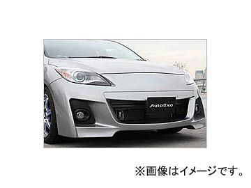 オートエクゼ/Auto Exe フロントノーズ BL-04 MBL2E00 マツダ アクセラ BL系(マツダスピードアクセラを除く)