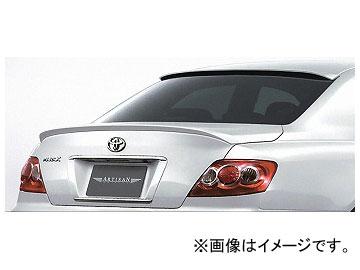 アーティシャンスピリッツ トランクスポイラー トヨタ/TOYOTA マーク X GRX12# MC After 2006年10月~2009年10月 HIGH-SPEC VERSE