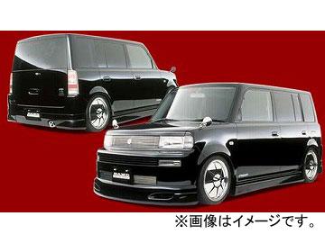 ダムド BLACK×METAL サイドスカート トヨタ bB II NCP30, 31, 35 M/C前