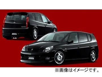 ダムド BLACK×METAL サイドスカート トヨタ オーパ ZCT10