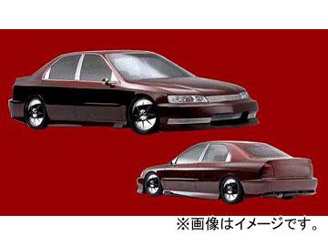 ダムド BLACK×METAL リアバンパー ホンダ アコードセダン CD3~6