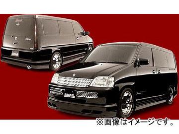 ダムド BLACK×METAL テールランプカバー ホンダ ステップワゴン 2000 GF-RF1,2 M/C後