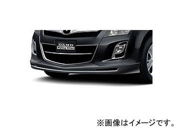 ダムド Styling Effect フロントアンダースポイラー 未塗装 マツダ MPV LY3P-200001~