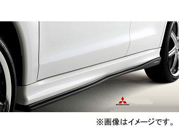 ダムド Styling Effect サイドスカートエクステンション マットブラック塗装仕様 ミツビシ RVR DBA-GA3W 2010年02月~