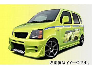 ダムド Styling ワゴンR Effect サイドスカート スズキ MC11S, ワゴンR MC11S, 21S スズキ/12S, 22S, GRADIOR:b9b68c55 --- officewill.xsrv.jp