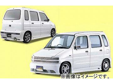 ダムド HEART BEAT II サイドスカート スズキ ワゴンR CT/CV