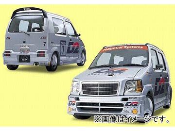 ダムド DTM type B ルーフレールモール スズキ ワゴンR CT/CV