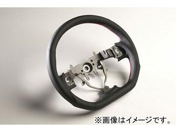 ダムド スポーツステアリング D型タイプ SS358D-L スバル インプレッサ アネシス DBA-GE2/DBA-GE3/DBA-GE6/DBA-GE7