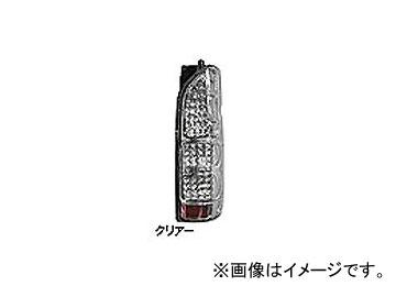 HKB 200系ハイエース4型ルック フルLEDテール クリアー HJTHC JAN:4582199121941 トヨタ ハイエース 200系 1型~4型 2003年08月~