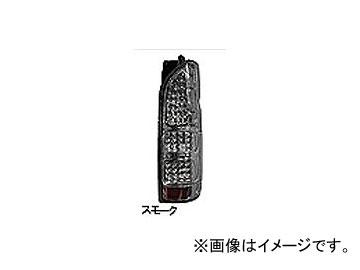 HKB 200系ハイエース4型ルック フルLEDテール スモーク HJTHSM JAN:4582199121958 トヨタ ハイエース 200系 1型~4型 2003年08月~