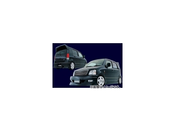 ダムド IMPERIAL TYPEII サイドスカート スズキ ワゴンR 22S MC11S, 21S IMPERIAL/12S, スズキ 22S, コメルベビー:1f0937ce --- officewill.xsrv.jp