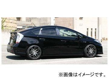 乱人 Black Edition ルーフジェネレーター(ルーフフィン) トヨタ プリウス ZVW30
