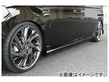 乱人 RANDO Style サイドステップ ダイハツ タント カスタム L375S 前期 2007年12月~2010年08月