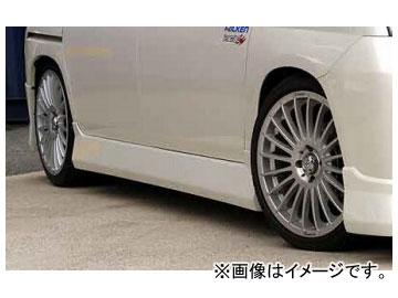 乱人 RANDO Style サイドステップ ホンダ モビリオ 後期 2004年01月~2008年06月