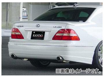 乱人 RANDO Style SUSエグゾースト トヨタ セルシオ 30系 前期