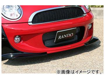乱人 RANDO Style フロントバンパー ミニ クーパーS R56