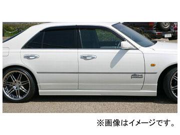 乱人 Rando Ryu LUX サイドステップ&ドアパネル ニッサン シーマ Y33