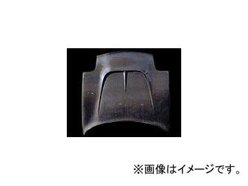 乱人 カーボンボンネット ダクト付タイプ カーボン マツダ RX-7 タイプ-I FD3S