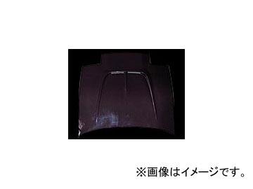 乱人 カーボンボンネット ダクト付タイプ ニッサン 180SX RPS13