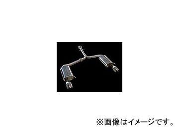 乱人 SUS エグゾーストマフラー トヨタ ゼロ クラウン GRS18