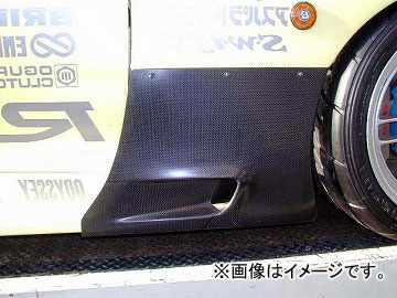 RE雨宮 GT-ADキット用 F,FEN ディフューザー FRP D0-022030-183 マツダ RX-7 FD3S