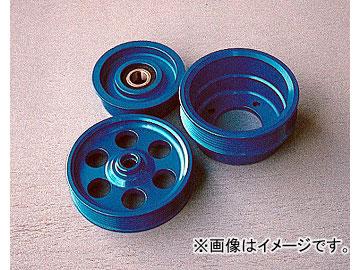 RE雨宮 アルミプーリーキット ブルー アルマイト E0-022033-062 マツダ RX-7 FD3S