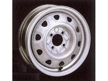 スチールホイール 単穴専用ホイールII 1460S52 14インチ×6JJ 1本