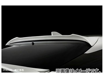 シルクブレイズ リアルーフスポイラー 未塗装 TSR50PR-RR トヨタ プリウス ZVW5# 2015年12月~