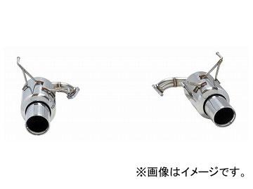 HKS マフラー ESpremium 31026-AF012 スバル フォレスター SH5 EJ20(TURBO) 2007年12月~2012年10月