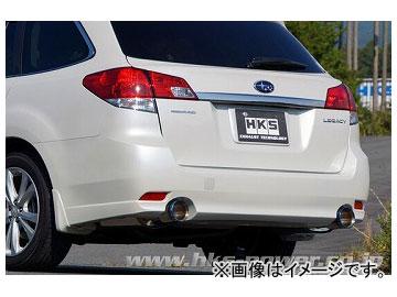 HKS マフラー LEGAMAX Premium 32018-AF010 スバル レガシィツーリングワゴン BRM FB25(NA) 2015年05月~2014年10月
