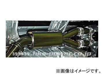 HKS ステンレスセンターパイプ 33004-KN001 ニッサン GT-R R35 VR38DETT 2007年12月~