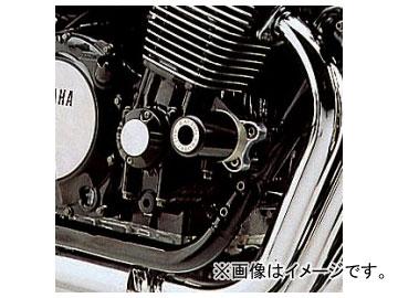 2輪 ワイズギア レーシングプロテクター カラー:ブラック Q5K-YSK-005-E01 ヤマハ XJR400R