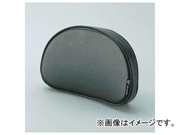 2輪 ワイズギア 大型バックレストパッド プレーン Q5K-YSK-016-E27 ヤマハ DS4 XVS400 ドラッグスター