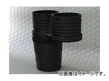 アルカボ/ALCABO ドリンクホルダー ブラック カップ タイプ AL-T107B JAN:4589929492005 アウディ A4/S4(B8系),A5/S5(B8系) 右/左ハンドル車