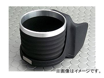 アルカボ/ALCABO ドリンクホルダー インパネ対応 ブラック/リング カップ タイプ AL-T120BS JAN:4589929491701 スバル BRZ 右ハンドル車