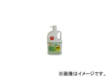 古河薬品 KYKハンドクリーナー 品番:35-021 入数:2L×6本 JAN:4972796051039