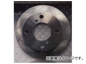 MK樫山/エムケーカシヤマ ディスクローター フロント E6001×2 ミツビシ キャンター