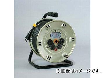 日動工業/NICHIDO 標準型ドラム(屋内型) 100V 20mタイプ アース無 NP-204D JAN:4937305010495
