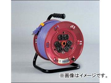 日動工業/NICHIDO 標準型ドラム(屋内型) 100V 20mタイプ アース無 NP-206D JAN:4937305010471