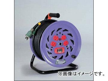 日動工業/NICHIDO 標準型ドラム(屋内型) 100V 20mタイプ アース付 EKタイプ NF-EK24FCT