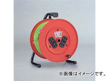 日動工業/NICHIDO 標準型ドラム(屋内型) 100V 30mタイプ アース無 NR-304D JAN:4937305002834