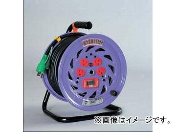 日動工業/NICHIDO 標準型ドラム(屋内型) 100V 30mタイプ アース付 EKタイプ NF-EK34F JAN:4937305011607