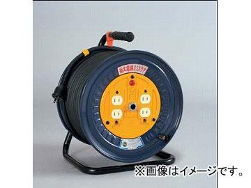 日動工業/NICHIDO 標準型ドラム(屋内型) 100V 50mタイプ アース無 NDN-504F JAN:4937305025031
