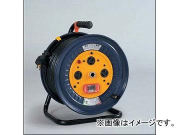 日動工業/NICHIDO ロック(引掛)ドラム(屋内型) 100V 30mタイプ アース付 EKタイプ ND-EK33L-20A