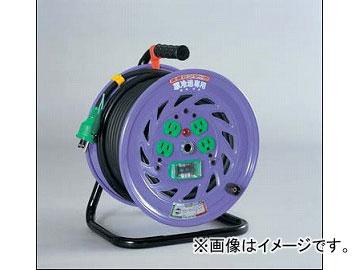 日動工業/NICHIDO 寒冷地ドラム(屋内型) 100V 30mタイプ アース付 EBタイプ KNF-EB34 JAN:4937305011348