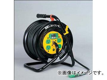 日動工業/NICHIDO マジックリール(屋内型) 100V 標準型30mタイプ アース付 EBタイプ Z-EB34 JAN:4937305019979